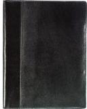 Burde Business Vip svart skinn -1059