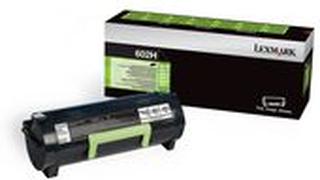 Lexmark Toner 60F2H00, svart