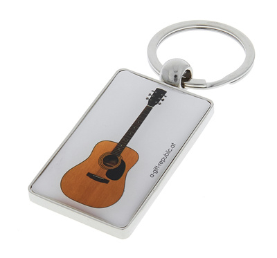 A-Gift-Republic Key Ring Guitar