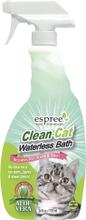 Sprayschampo Espree Katt Aloe vera, 710 ml