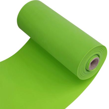 cPro9 Latex Træningselastik Niveau 1 Let Grøn (6 meter) - Apuls