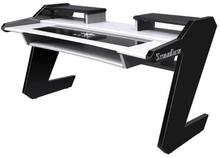 Studio Desk Beat Desk White