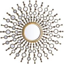 Spegel 70 cm guld BLOIS