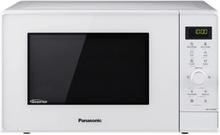 Mikrobølgeovnen med Grill Panasonic NN-GD34HWSUG 23 L Hvid