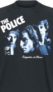 The Police - Regatta De Blanc -T-skjorte - svart