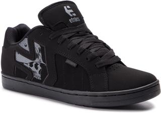 Sneakers ETNIES - Metal Mulisha Fader 2 4107000522 Black/Black/Black 004