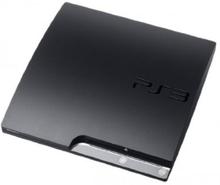 PlayStation 3 Slim (Uden Controller) 160GB Sort