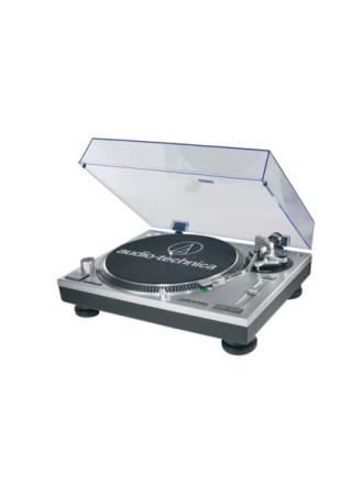 AT-LP120-USB Pladespiller - Sølv