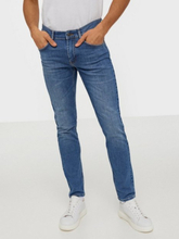 J Lindeberg Damien-Broken Jeans Mid Blue