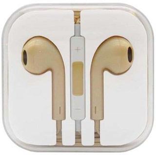 In-ear headset / høretelefoner - iPhone / iPad / iPod - Gul