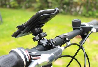 Mobilhållare för Cykel (Samsung Galaxy Note)