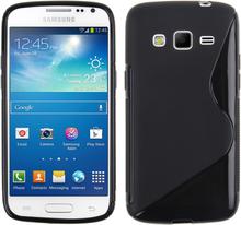 S-line skal Samsung Galaxy Express 2 (G3815) (Svart)