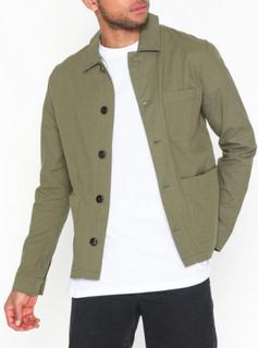 Samsøe Samsøe Worker jacket 10932 Jakker Green