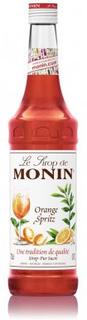 Monin Orange Spritz Syrup 70 cl