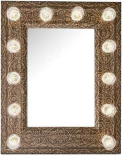 Makeup Mirror LILY PRO Venetianska 12 LED