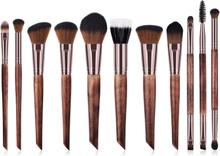 Brush Kit Wood Edition