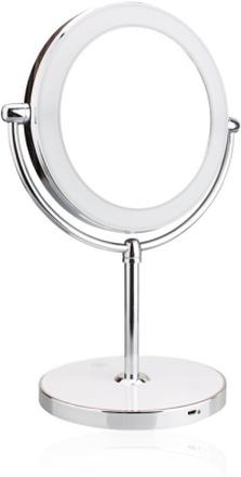 Revolt Sminkspegel Fascinate Dubbelsidig LED