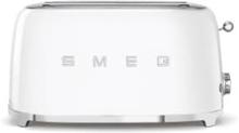Smeg Toaster 4 Slices White