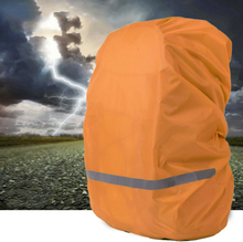 Waterproof Backpack Rain Cover Night Reflective Outdoor Camping Hiking Backpack Cover Sport Bag Covers Travel Dust Raincover