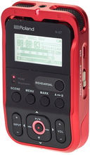 Roland R-07 red