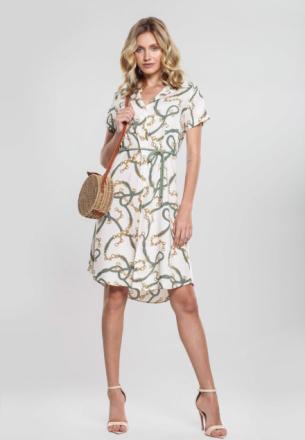 Biała Sukienka Hypothetical
