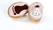 Diinglisar - Baby Slippers - Cat (TK16371)
