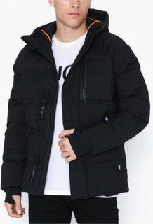 Jack & Jones Jcotrondheim Jacket Jakker & frakker Sort