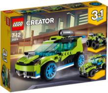 Creator 31074 Raketrallybil