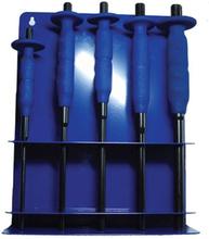 BATO Dornsats 5238, 6-14 mm extra långa hylsor Soft-grepp, 5 delar