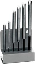 BATO Dornsats 5231, 2-8 mm långa hylsor, 6 delar