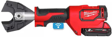 Milwaukee M18 ONE HCC-201C CU/AL-SET Kabelsax med 2,0 Ah batteri och laddare