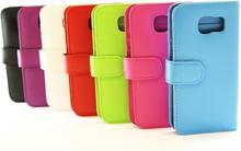 Plånboksfodral Samsung Galaxy S6 (SM-G920F) (Grön)