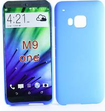 Hardcase skal HTC One (M9) (Ljusblå)