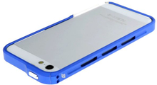 ALLOY M1 (Blå) iPhone 5 Aluminium Bumper