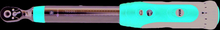 """Tecos TW-08217 Momentnyckel 1/4"""" fäste, 5-25 Nm"""