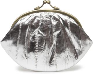 Granny Bags Card Holders & Wallets Wallets Sølv BECKSÖNDERGAARD