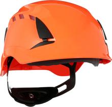3M SecureFit X5507V Skyddshjälm ventilerad Orange