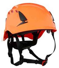 3M SecureFit X5007VE Skyddshjälm dubbla godkännande, ventilerad, 1000V Orange