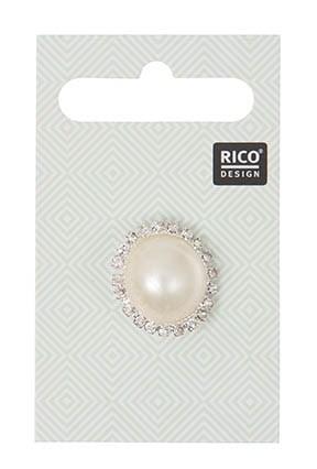 Smykkeknapper med perler