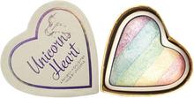 I Heart Makeup Unicorns Heart Highlighter -