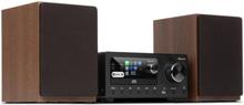Connect System stereoanläggning max 80W internet/DAB+/ FM radio CD-player