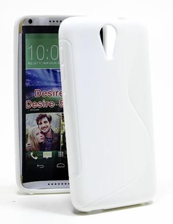S-Line skal HTC Desire 620/620G (Vit)