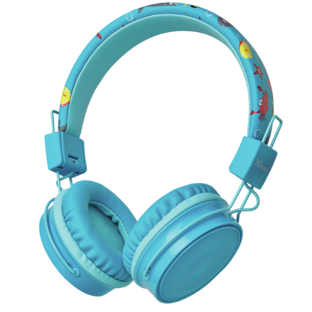 Comi Kids Bluetooth-headset Bl