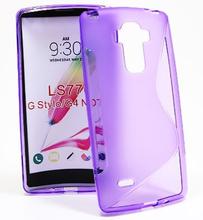 S-Line skal LG G4 Stylus (H635) (Lila)