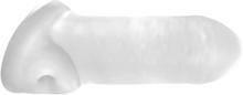Perfect Fit: Fat Boy Ultra Fat Sheath, 7 inch, transparent
