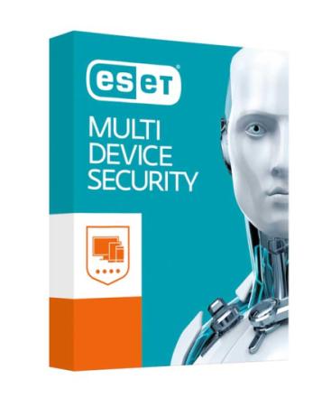ESET Internet Security Multi-Device 2018 - 5 enheder / 1 år