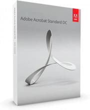 Adobe Acrobat Standard - Creative Cloud til 2-enheder