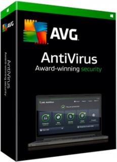 AVG Antivirus 2019 - 3 PC / 2 år