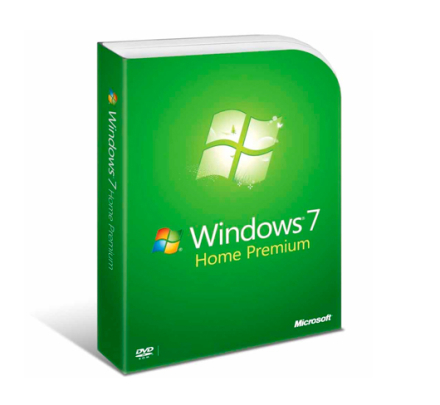 Windows 7 Home Premium Produktnøgle - 32-bit/64-bit