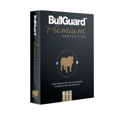 BullGuard Premium Protection 2019 - 5 enheder / 1 år | PC/Mac |